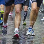 Runners feet