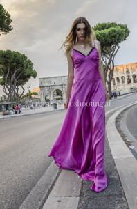 Top model in Rome